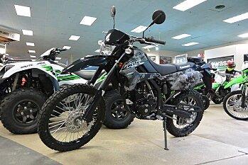 2018 Kawasaki KLX250 for sale 200523897