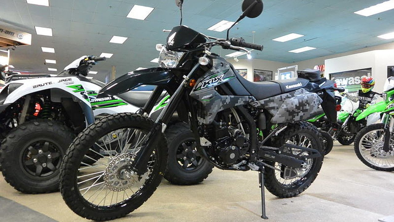 2018 kawasaki klx250 for sale near concord north carolina 28027 motorcycles on autotrader. Black Bedroom Furniture Sets. Home Design Ideas