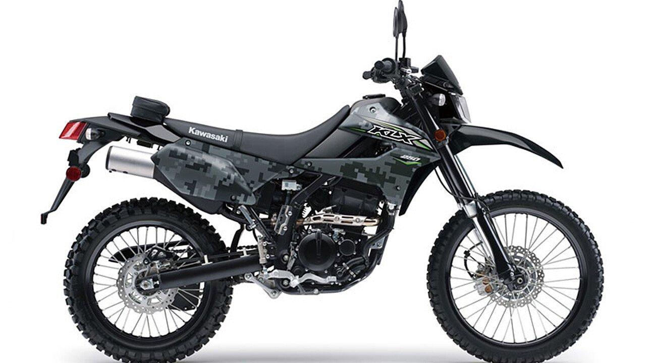 2018 Kawasaki KLX250 for sale 200556010