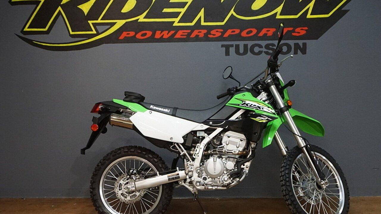 2018 Kawasaki KLX250 for sale 200565079
