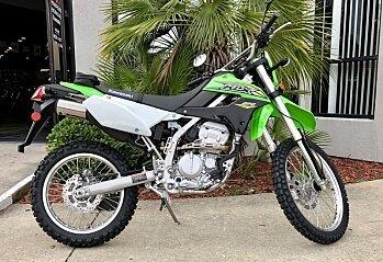 2018 Kawasaki KLX250 for sale 200571339