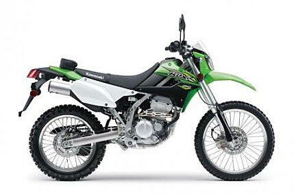 2018 Kawasaki KLX250 for sale 200503880