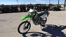 2018 Kawasaki KLX250 for sale 200508402