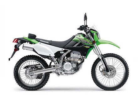 2018 Kawasaki KLX250 for sale 200528504
