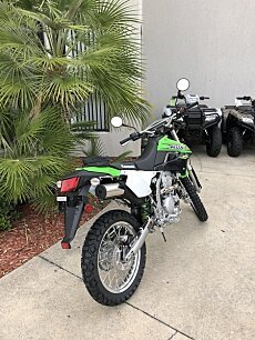 2018 Kawasaki KLX250 for sale 200571339