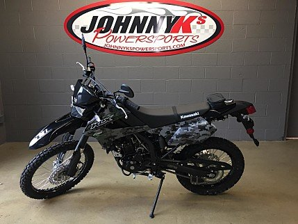 2018 Kawasaki KLX250 for sale 200600156