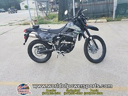 2018 Kawasaki KLX250 for sale 200636959