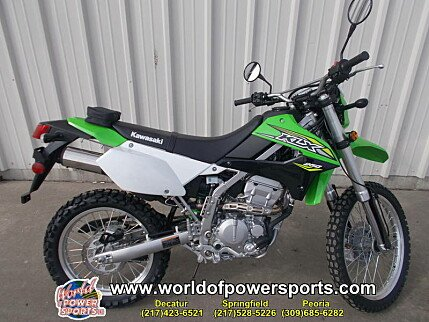 2018 Kawasaki KLX250 for sale 200636971