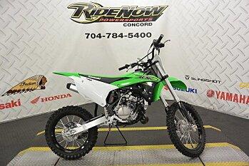 2018 Kawasaki KX100 for sale 200486997