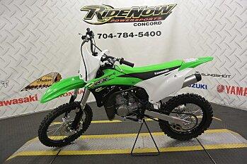 2018 Kawasaki KX100 for sale 200486998