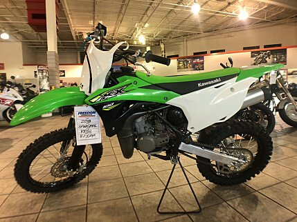 2018 Kawasaki KX100 for sale 200476456