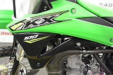 2018 Kawasaki KX100 for sale 200486998
