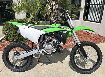 2018 Kawasaki KX100 for sale 200571312