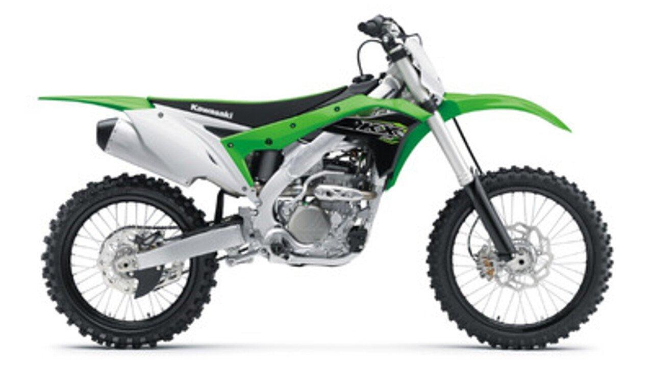 2018 Kawasaki KX250F for sale 200473669