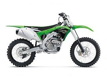 2018 Kawasaki KX250F for sale 200473917