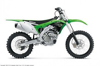2018 Kawasaki KX250F for sale 200474207