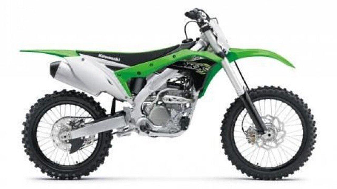 2018 Kawasaki KX250F for sale 200475578