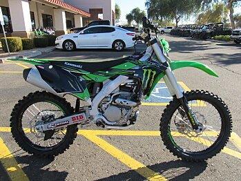 2018 Kawasaki KX250F for sale 200475750