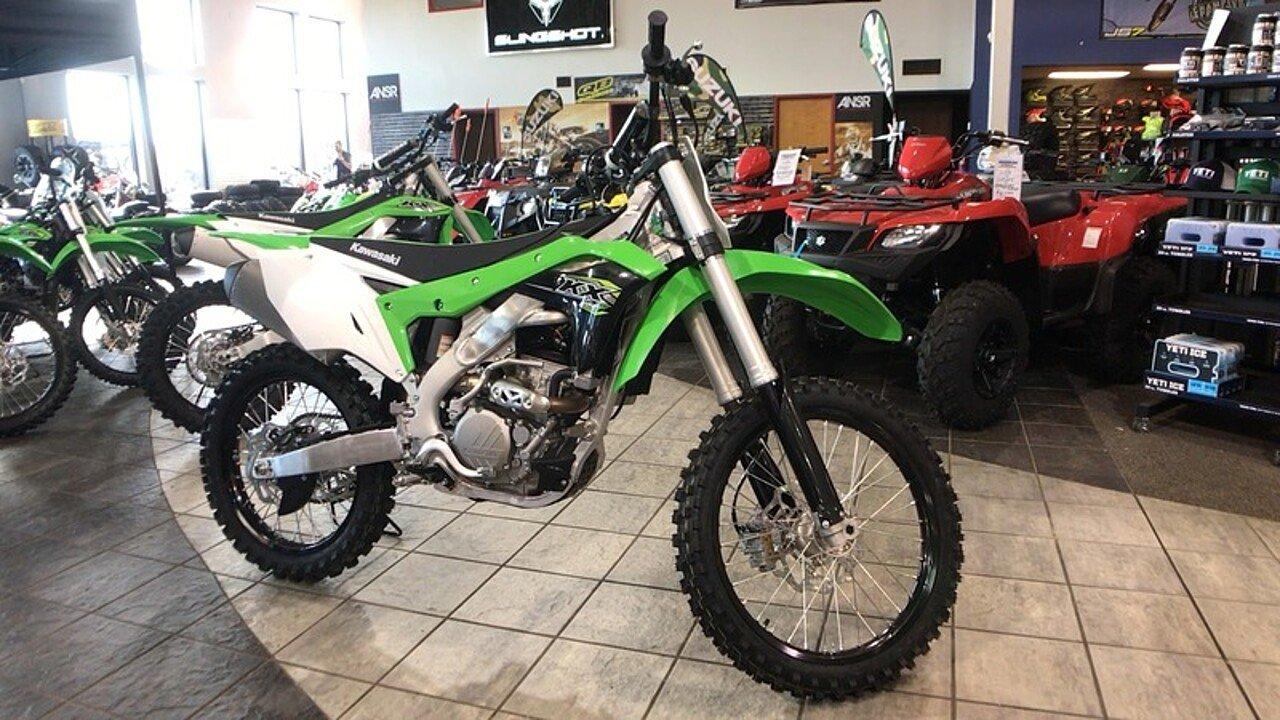 2018 Kawasaki KX250F for sale 200508697