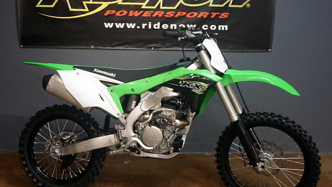 2018 Kawasaki KX250F for sale 200565091