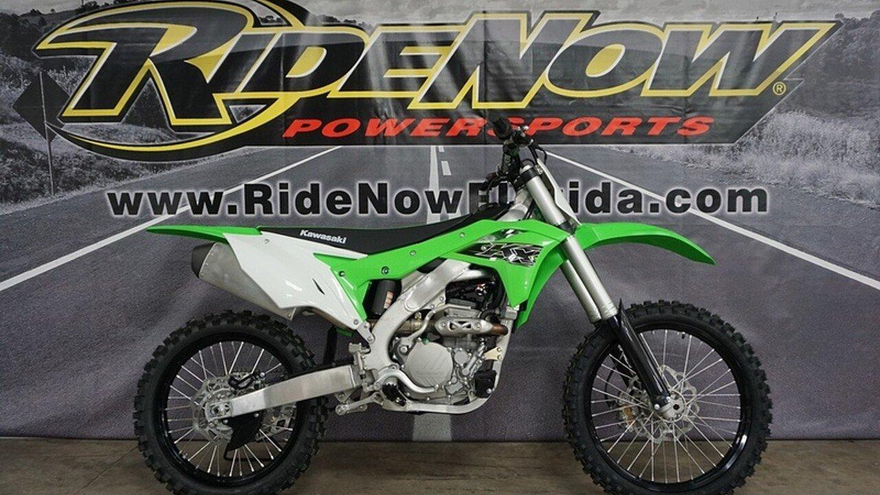 2018 Kawasaki KX250F for sale 200593184