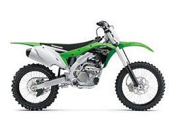 2018 Kawasaki KX250F for sale 200628664