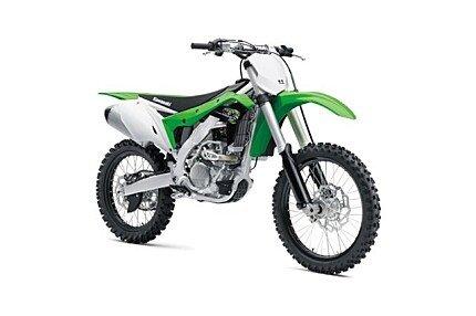 2018 Kawasaki KX250F for sale 200496220