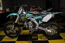 2018 Kawasaki KX250F for sale 200540765