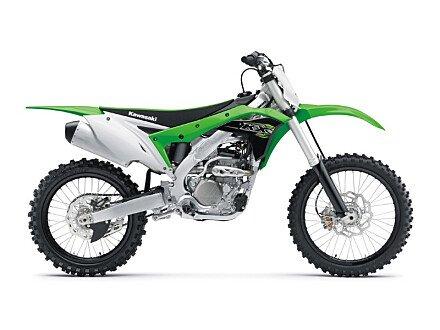 2018 Kawasaki KX250F for sale 200547116