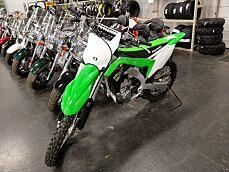 2018 Kawasaki KX250F for sale 200595266