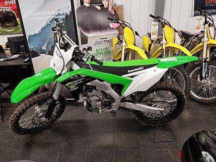 2018 Kawasaki KX250F for sale 200598574
