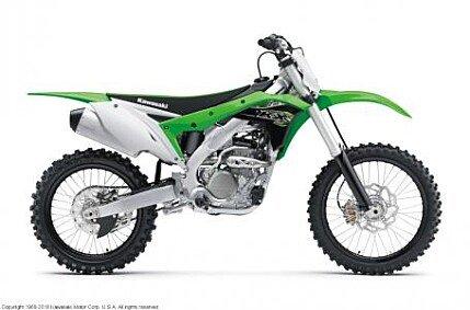 2018 Kawasaki KX250F for sale 200608437