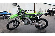 2018 Kawasaki KX250F for sale 200619212