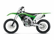 2018 Kawasaki KX250F for sale 200622238