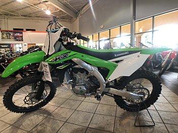 2018 Kawasaki KX450F for sale 200476452