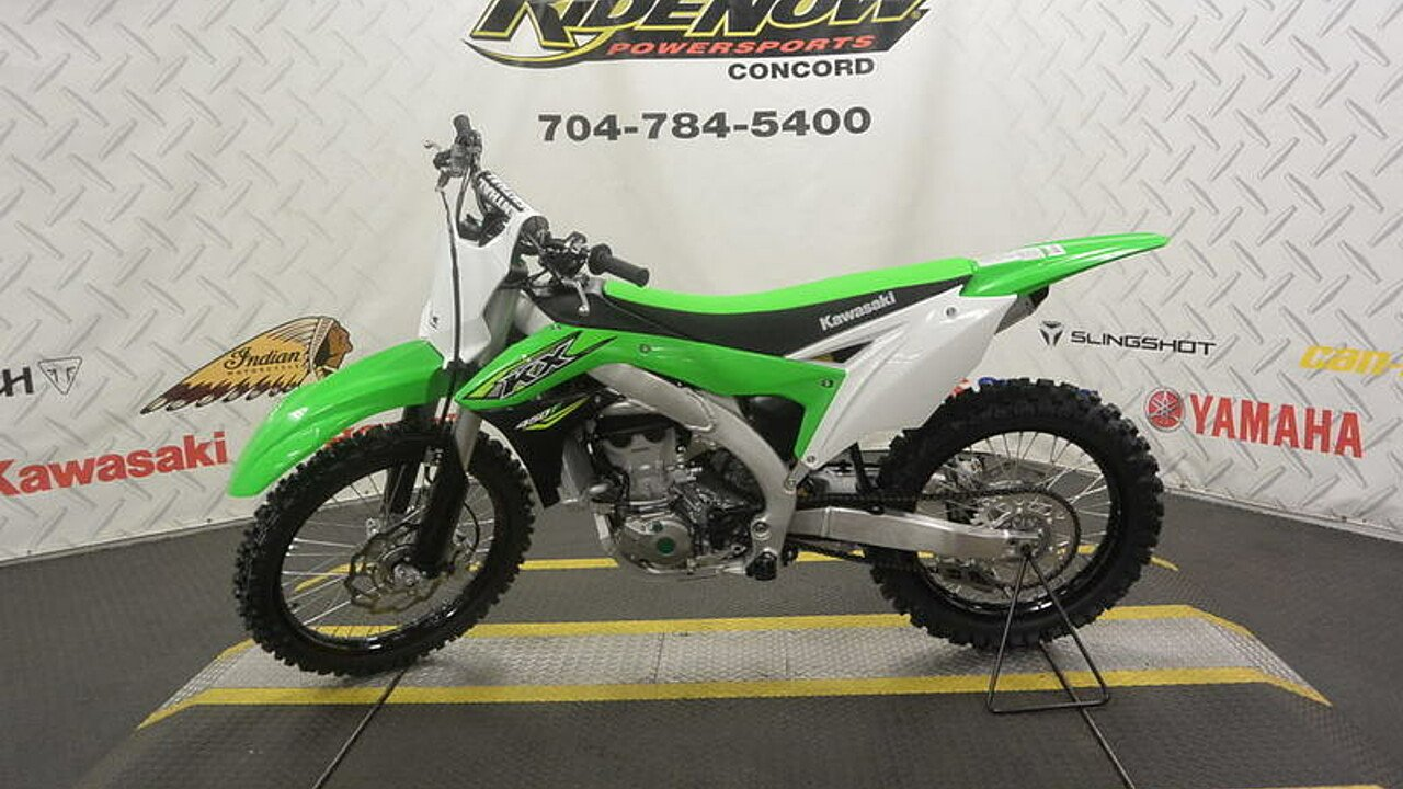 2018 Kawasaki KX450F for sale 200487061
