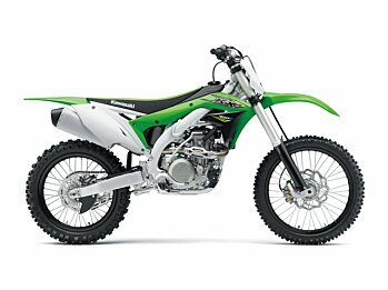 2018 Kawasaki KX450F for sale 200490229