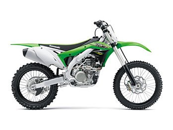 2018 Kawasaki KX450F for sale 200491805