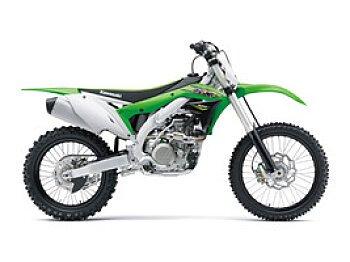 2018 Kawasaki KX450F for sale 200497160