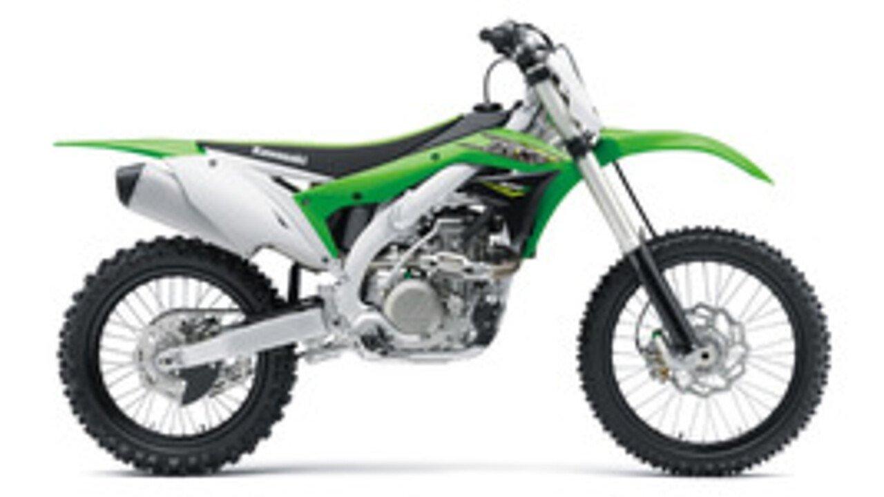 2018 Kawasaki KX450F for sale 200502690