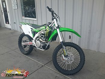 2018 Kawasaki KX450F for sale 200522593