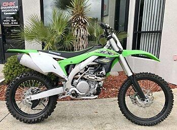 2018 Kawasaki KX450F for sale 200571046