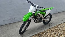 2018 Kawasaki KX450F for sale 200483327