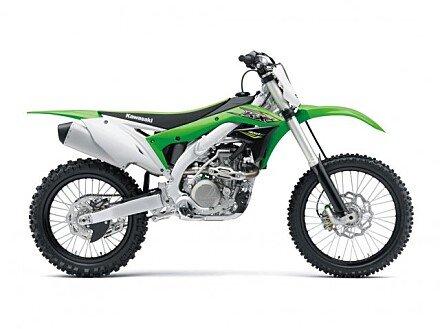 2018 Kawasaki KX450F for sale 200490229