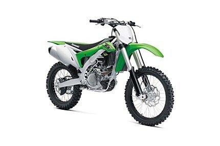 2018 Kawasaki KX450F for sale 200496289