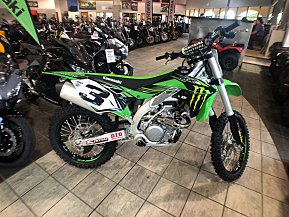 2018 Kawasaki KX450F for sale 200499459