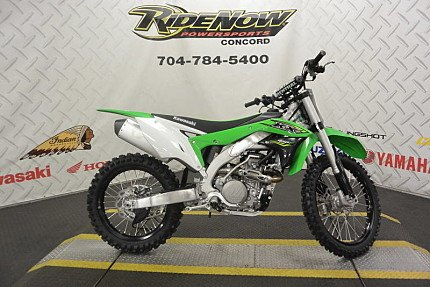 2018 Kawasaki KX450F for sale 200500053