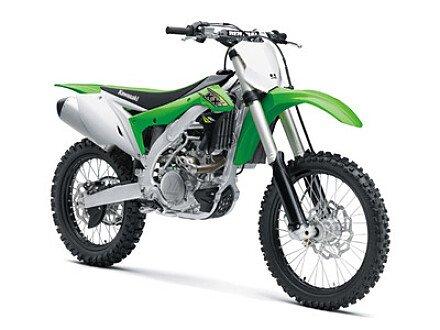 2018 Kawasaki KX450F for sale 200539691