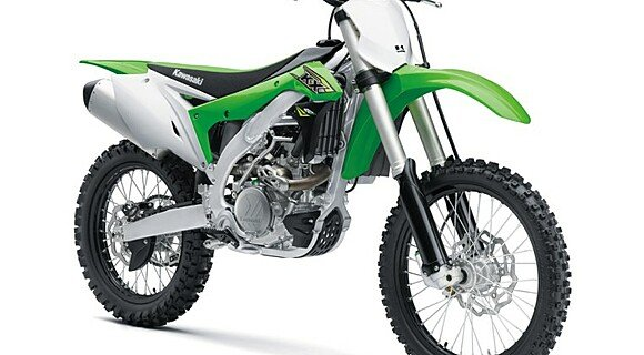 2018 Kawasaki KX450F for sale 200568483