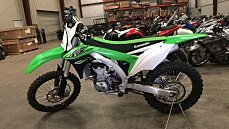 2018 Kawasaki KX450F for sale 200589501